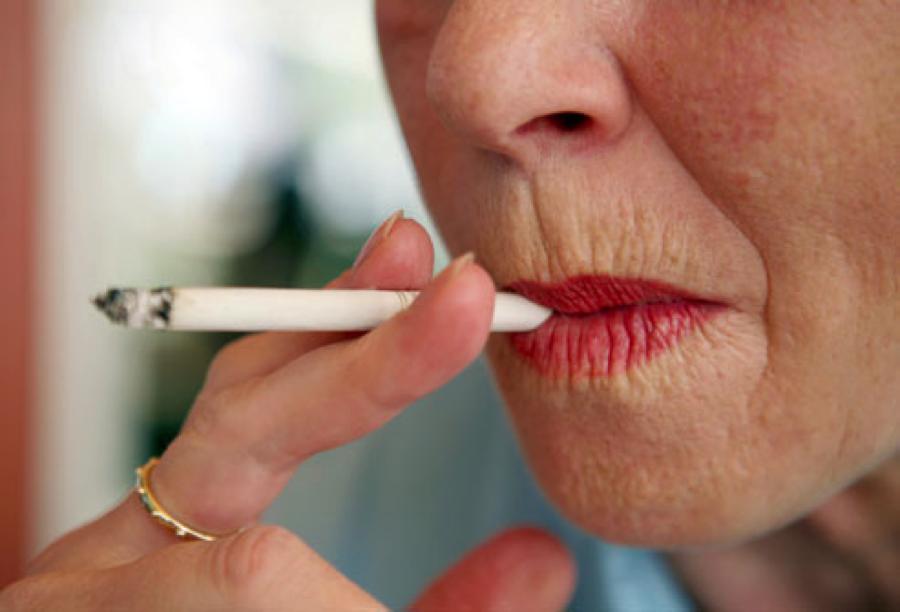Картинки кожи курильщика
